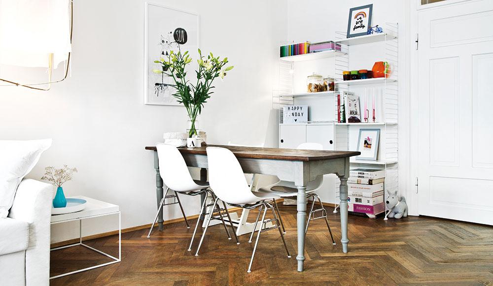 I se dvěma dětmi a náročnou prací můžete mít dům vyšperkovaný k dokonalosti