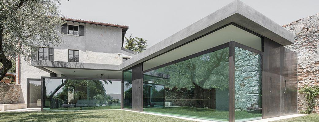 Unikátní dům, kterému na přání mizejí stěny