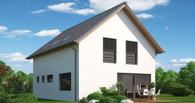 Rodinný dům klasického střihu s moderními prvky
