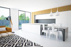 Funkce a zónování interiéru