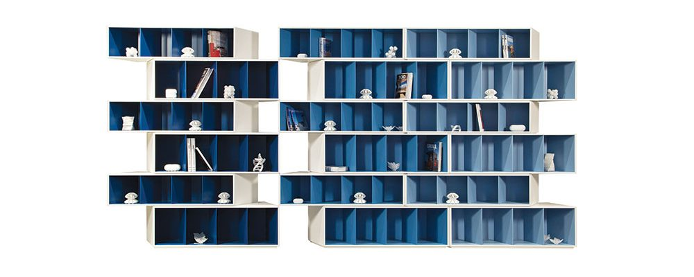 Chytré, hezké a praktické úložné prostory