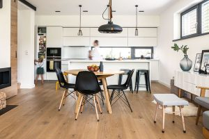 Domov v Stupavě plný rodinné pohody