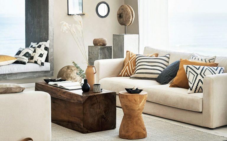 Obývací pokoj v centru všeho dění: Věnujte mu mimořádnou pozornost!