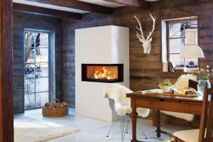 Jaký krb a krbová kamna jsou vhodné do moderního domu?