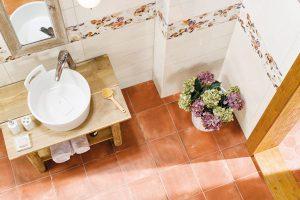 Z obyčejné koupelny soukromé lázně