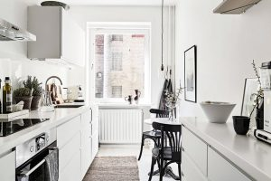 Jak využít každý centimetr v kuchyni