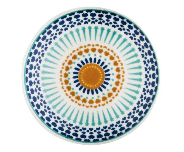 Úchytka na nábytek Kamiko, průměr 3,7 cm, porcelán, 179 Kč, www.westwing.cz