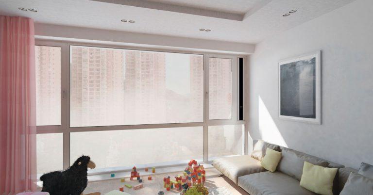 Čistý vzduch do bytu