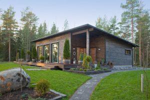 Finský domek jako splnění snu o ideálním bydlení?