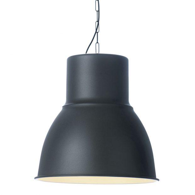 Lampa Hektar, A++, ocel, hliník, výška 165 cm, průměr 47 cm, 1790 Kč, IKEA