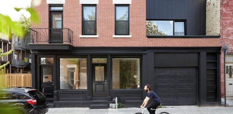 Jak si obchodní prostor předělali pro účely bydlení
