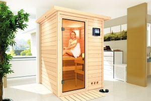 Vychutnejte si saunu v pohodlí domova