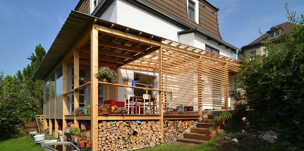 Domu z dvacátých let dali novou tvář: Rozšířili prostor a spojili ho se zahradou