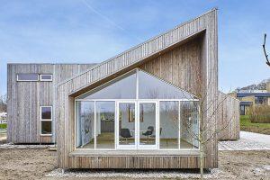Recyklovatelný dům z biologického odpadu: Budoucnost bydlení?