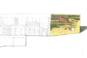 pohled zapadni zdroj Atelier 6, s.r.o.