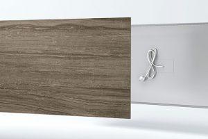 keramické sálavé panely ECOSUN 400 Natural zdroj FENIX
