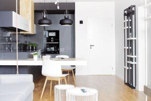 Vyladěný pánský byt v Holešovicích