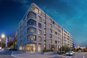 Dopřejte si stylové bydlení v centru Prahy s výhledem na Hradčany