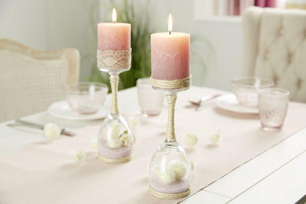 8. RŮŽOVO-BÍLÁ INSPIRACE Romantické vyhotovení v růžovo-bílém vypadá stejně dobře. foto: Möbelix