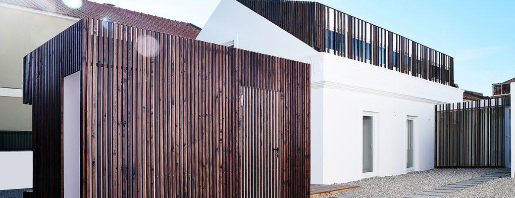 Rybářský dům si po rekonstrukci zachoval původní identitu a dnes je krásným místem pro odpočinek