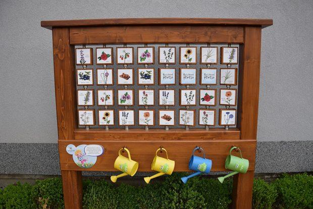 Děti to na zahradě musí bavit. foto: Lucie Peukertová