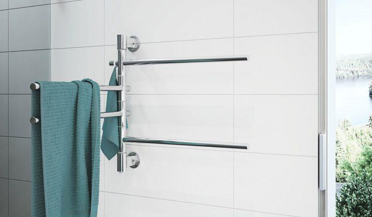 Elektrické žebříky do koupelny