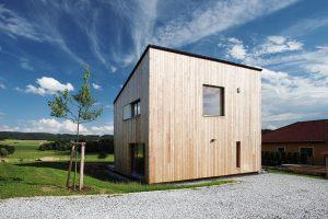Domesi Concept House – Budíkov 4+kk s užitnou plochou 98m², Realizace 2015 Foto Lina Neméth