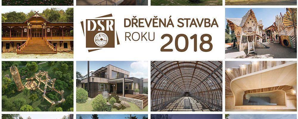 Které jsou ty nejlepší dřevěné stavby roku 2018?