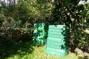 Komerční kompostéry nemusí být vždy tím nejlepším řešením. Foto: Lucie Peukertová