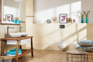 Obkládačky Lazio: Pusťte přírodu do koupelny