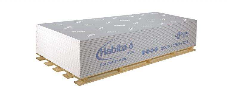 RIGIPS představil HABITO H – vysokopevnostní protipožární desku