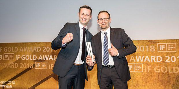 Třikrát bravo pro systémy Schüco při udílení iF Design Awards 2018