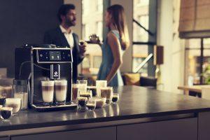 Kávový kouzelník skvěle vypadá a poslechne vás na dotyk
