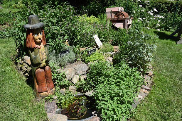 Zapojte děti do zahradničení zábavnou formou. foto: Lucie Peukertová