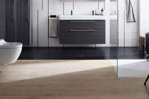 Všestranná – Geberit AquaClean Tuma Classic je kompaktní toaleta s integrovanou sprchou vhodná pro každou domácnost. zdroj Geberit