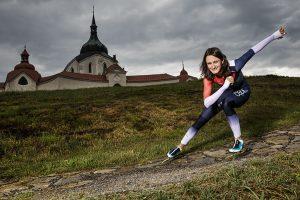 Martina Sáblíková finišuje stavbu rodinného domu