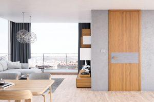 Plné, skleněné, prosklené? Jaké si vybrat interiérové dveře?