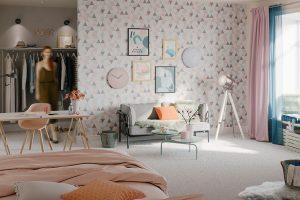 Zařízení interiéru pro pohodové bydlení – Aktuální trendy pro jaro 2018