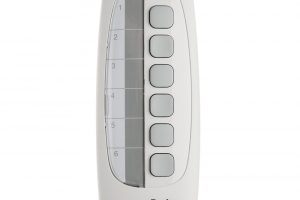 Dálkový ovladač Hager pro řízení osvětlení nebo žaluzií zdroj Hager