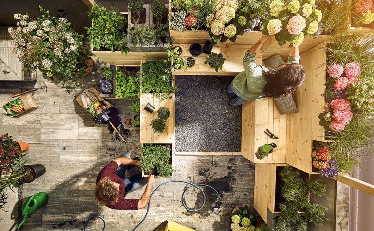 Vytvořte si malý ráj na zemi: 6 tipů pro balkónovou zahradu