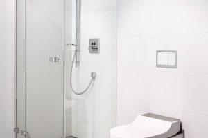 Sprchovací WC Tuma Comfort. Foto Geberit