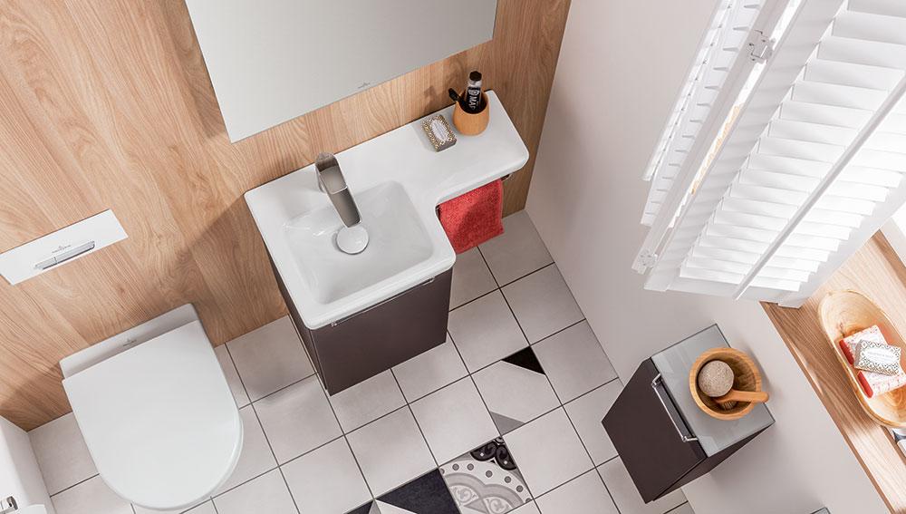 Vana nebo sprcha? Specialistka poradí, jak zařídit i malý interiér