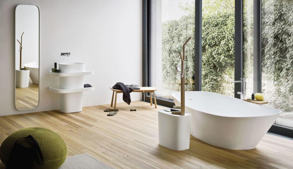 Praktická, šetrná, osobitá? V jakém stylu bude vaše koupelna? Inspirujte se!