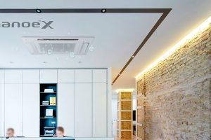 Technologie Panasonic Nanoe X – jistota svěžího a čistého vzduchu v domácnosti i kanceláři