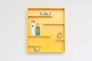 Koupelnová skříňka Solid Alpine White, Not Only White, plast aguma, recyklovatelný materiál, cena na dotaz, www.himacs.eu