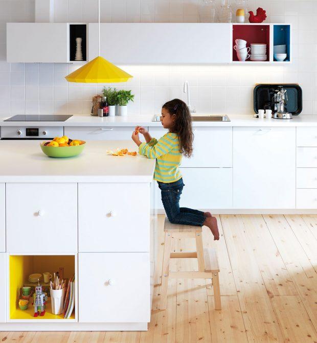 Kuchyně Metod FOTO IKEA