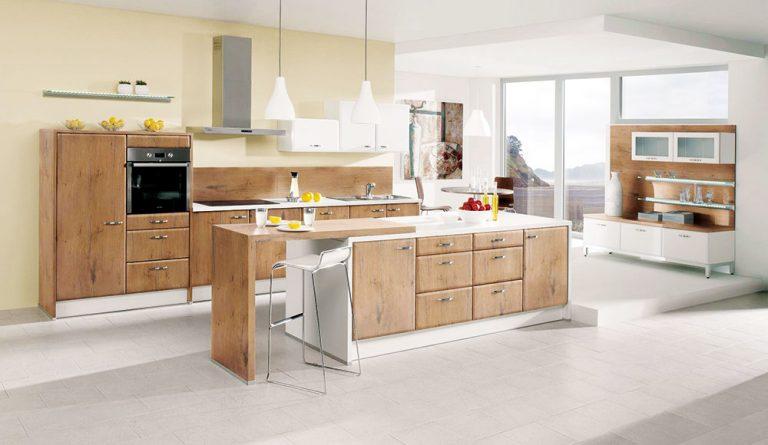 Kuchyně od povrchu ke dnu: Laminát, kámen, dřevo nebo akrylát?