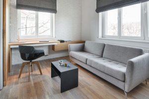 Jak na přeměnu malého bytu, aby vyhovoval potřebám moderního muže