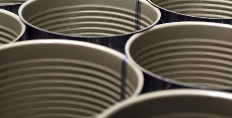 Supermatný odstín Tin Plate do interiéru