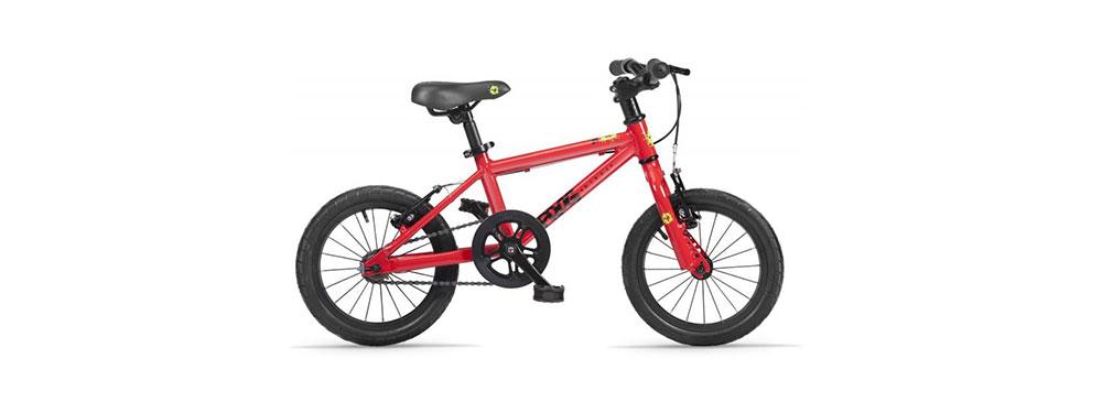 Dětské kolo by nemělo být jen zmenšeninou dospělého